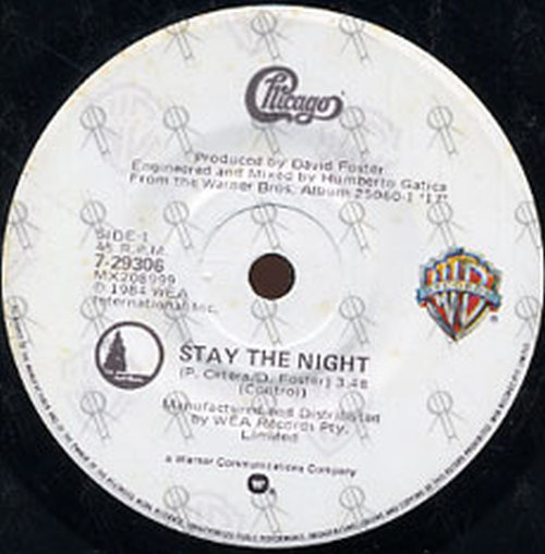 CHICAGO - Stay The Night - 3