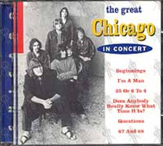 CHICAGO - The Great Chicago (In Concert) - 1