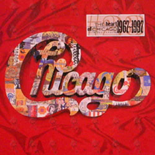CHICAGO - 'The Heart of Chicago 1967-1997' 12 Inch Album Promo Flat - 1