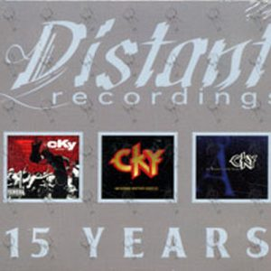 CKY - 15th Anniversary Triple Pack - 1