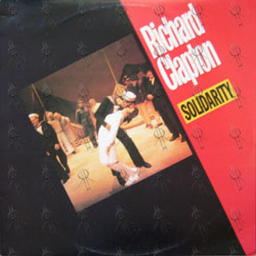 CLAPTON-- RICHARD - Solidarity - 1