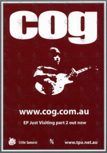 COG - Burgundy Promotional Flyer For Just Visiting Part 2 - 1