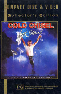 COLD CHISEL - Last Stand Collectors Edition - 1