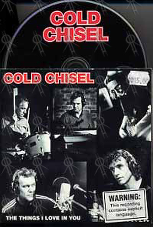 COLD CHISEL - The Things I Love In You - 1
