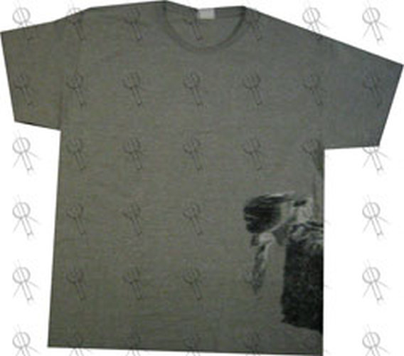 COLDPLAY - Grey 'A Rush Of Blood To The Head' T-Shirt - 1