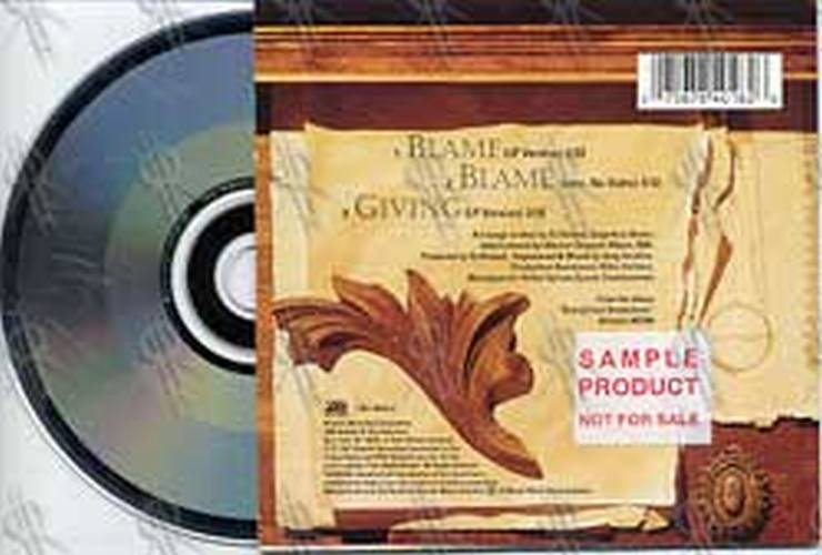 COLLECTIVE SOUL - Blame - 2