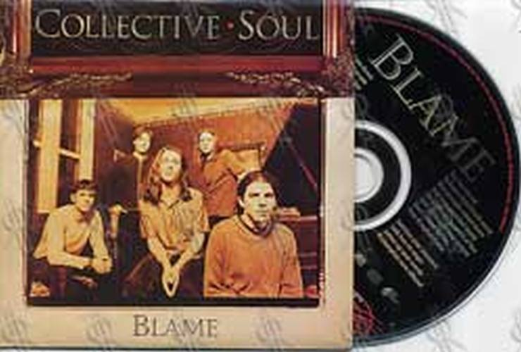 COLLECTIVE SOUL - Blame - 1