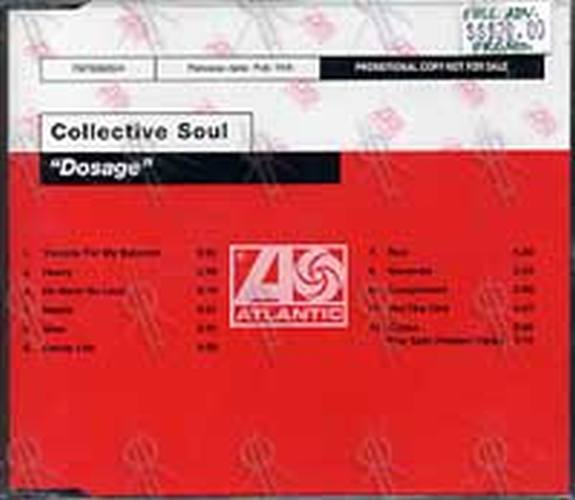 COLLECTIVE SOUL - Dosage - 1