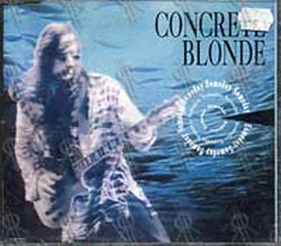 CONCRETE BLONDE - Someday - 1