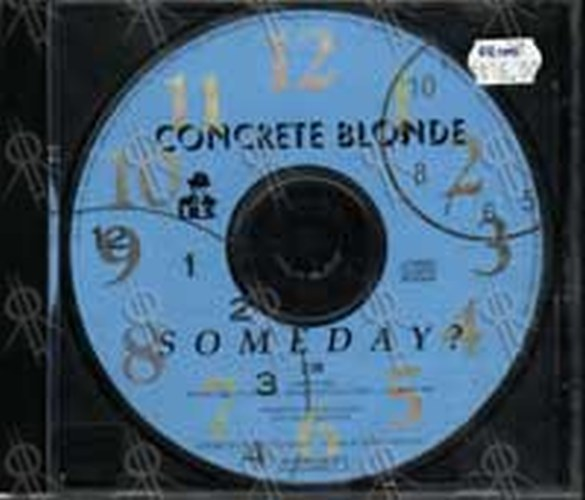 CONCRETE BLONDE - Someday? - 1