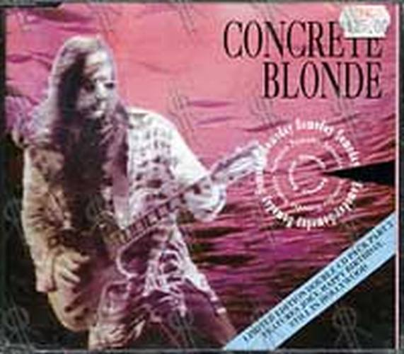 CONCRETE BLONDE - Someday (Part 2 Of A Double CD Set) - 1