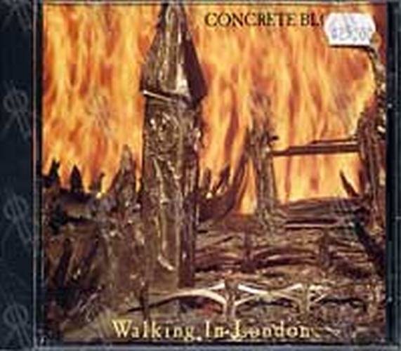 CONCRETE BLONDE - Walking In London - 1