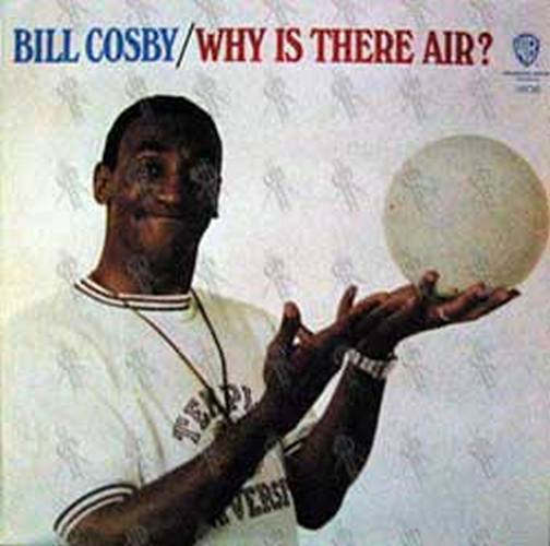 COSBY-- BILL - Why Is There Air - 1