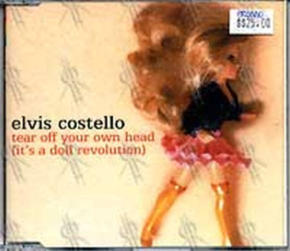 COSTELLO-- ELVIS - Tear Off Your Own Head (It's A Doll Revolution) - 1