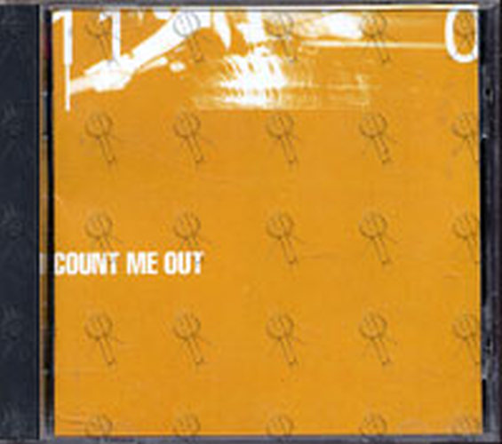 COUNT ME OUT - 110 - 1