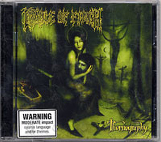 CRADLE OF FILTH - Thornography - 1