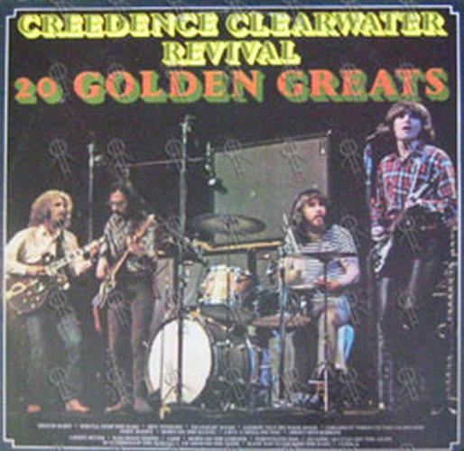 credence vinyle awesome creedence clearwater revival ccr. Black Bedroom Furniture Sets. Home Design Ideas