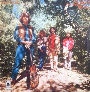CREEDENCE CLEARWATER REVIVAL - Green River - 1