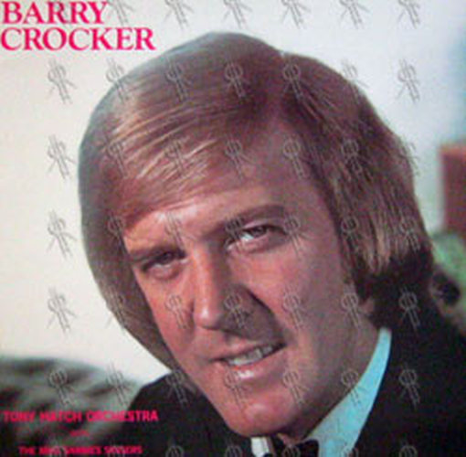 CROCKER-- BARRY - Barry Crocker - 1