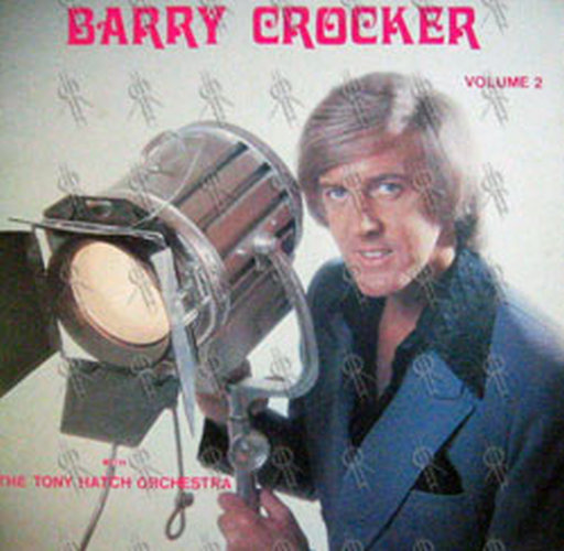 CROCKER-- BARRY - Volume 2 (With The Tony Hatch Orchestra) - 1