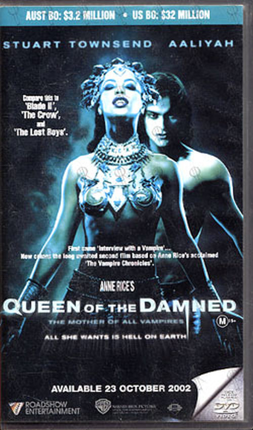 bo queen of the damned