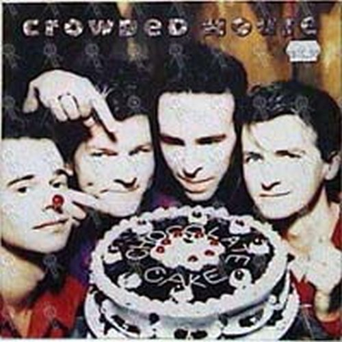 CROWDED HOUSE - Chocolate Cake - 1