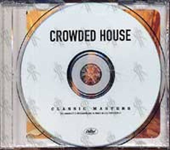 Crowded house classic masters album cd rare records for Classic house albums