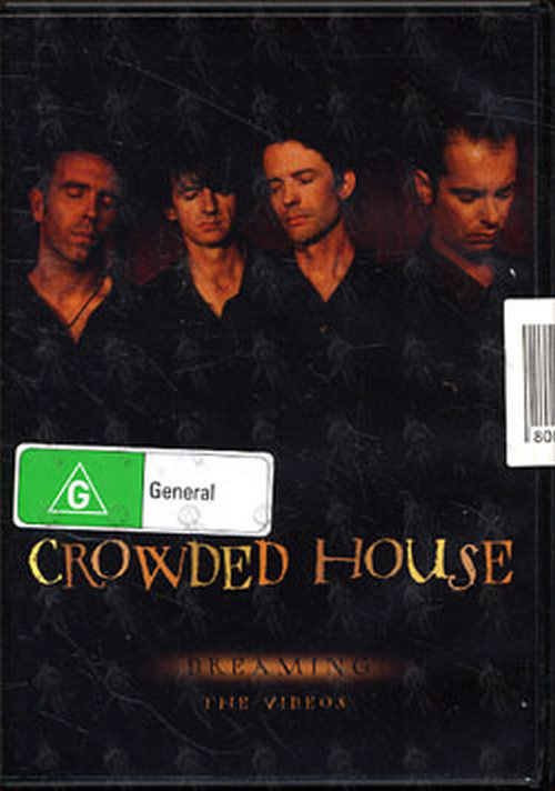 CROWDED HOUSE - Dreaming - The Videos - 1
