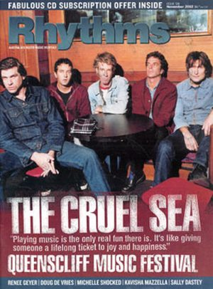 CRUEL SEA-- THE - 'Rhythms' - Issue 124