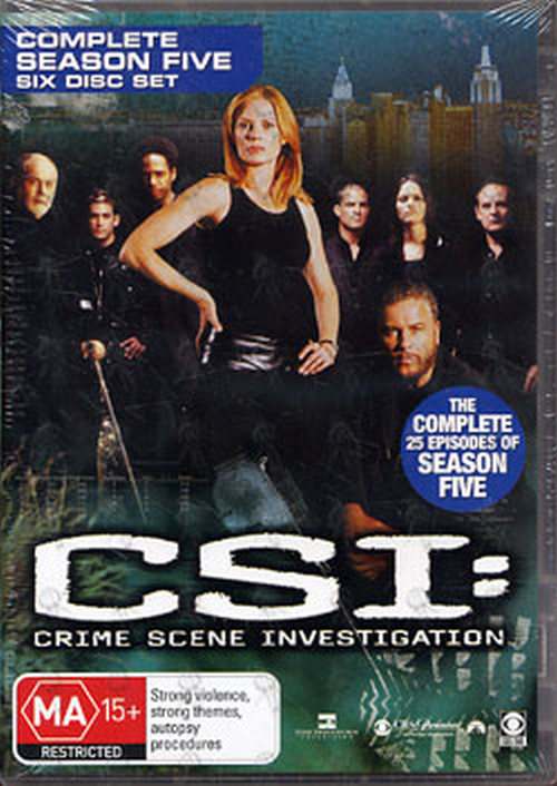 Complete Season Five