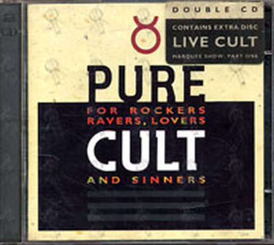 CULT-- THE - Pure Cult - 1