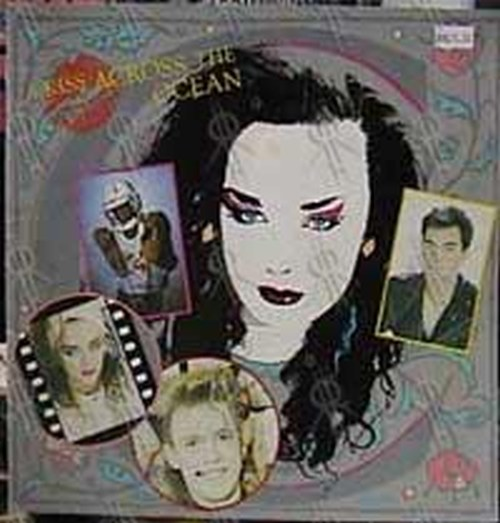 CULTURE CLUB - 'A Kiss Across The Ocean' World Tour Program - 1