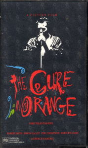 CURE-- THE - In Orange - 1