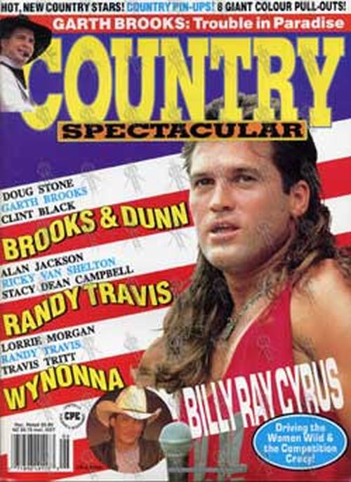 Kg 99 Magazines: 'Country Spectacular'