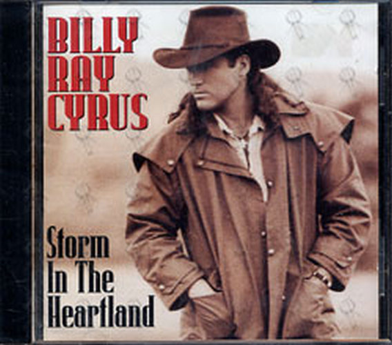 CYRUS-- BILLY RAY - Storm In The Heartland - 1