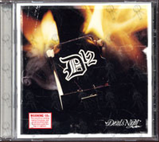 D12 Devils Night Vinyl D12 Devils Night Album Cd Rare