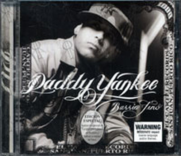 Daddy Yankee Barrio Fino Album Cd Rare Records