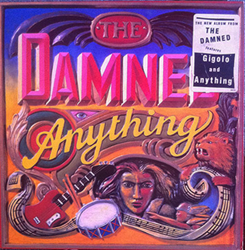 DAMNED-- THE - Anything - 1