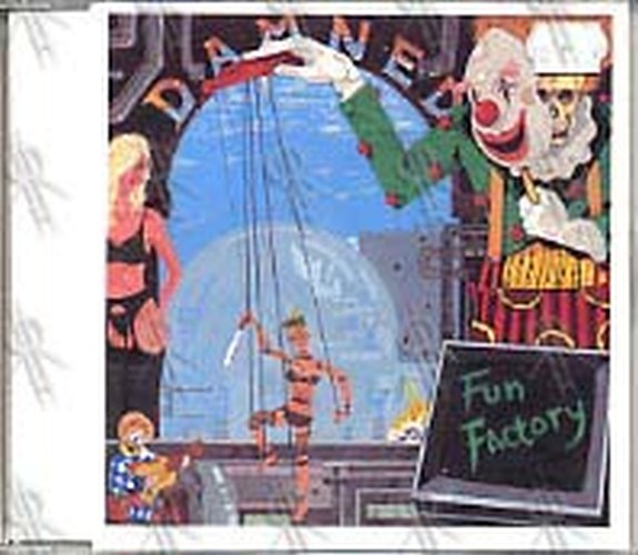 DAMNED-- THE - Fun Factory - 1
