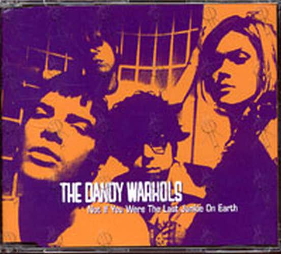 Dandy Warhols The Not If You Were The Last Junkie On