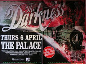 DARKNESS-- THE - The Palace