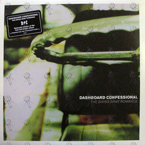Dashboard Confessional The Swiss Army Romance 12 Inch