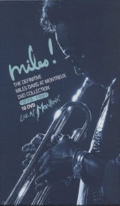 DAVIS-- MILES - MILES! The Definitive Miles Davis At Montreaux Dvd Collection - 1