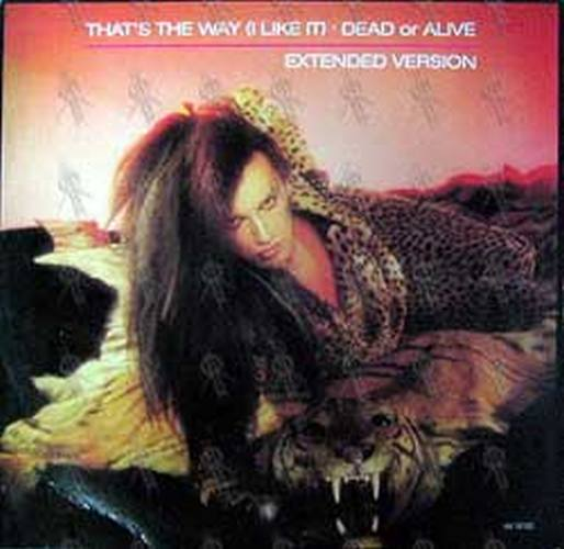 DEAD OR ALIVE - That's The Way (I Like It) (Extended Version) - 1