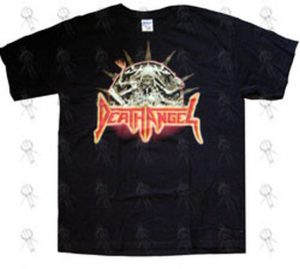 DEATH ANGEL - Black 2009 Australian Tour T-Shirt - 1