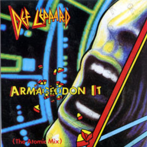 DEF LEPPARD - Armageddon It (The Atomic Mix) - 1