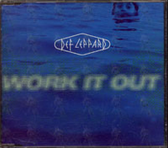 DEF LEPPARD - Work It Out - 1