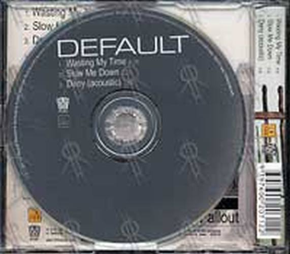 DEFAULT - Wasting My Time - 2