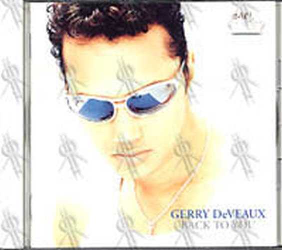 DEVEAUX-- GERRY - Back To You - 1