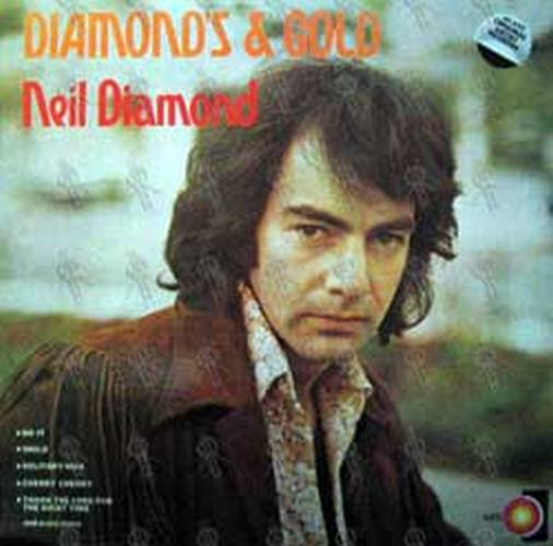 DIAMOND-- NEIL - Diamond's & Gold - 1